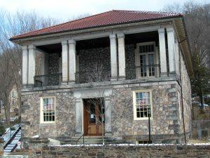 Foxburg library